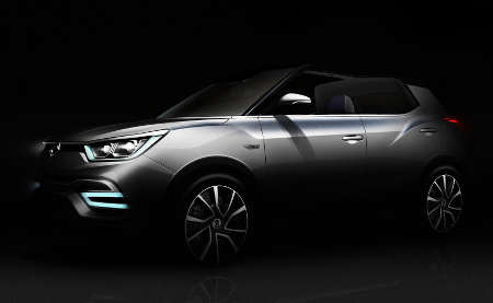 SsangYong XIV-Air 2014
