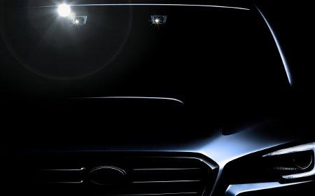 Subaru Levorg Tokyo 2013