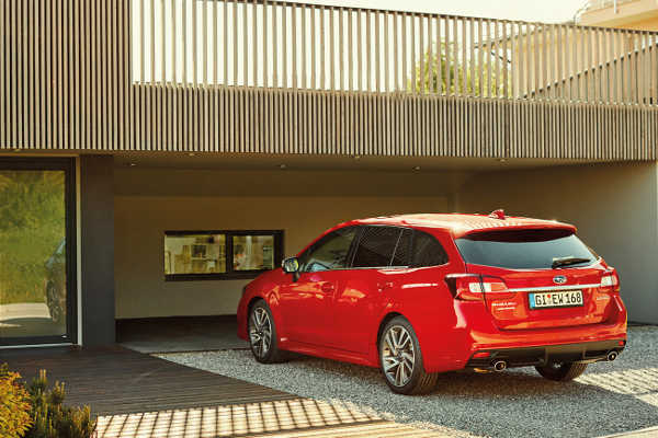 Subaru Levorg 2017