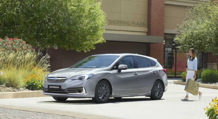 Subaru Impreza 2021