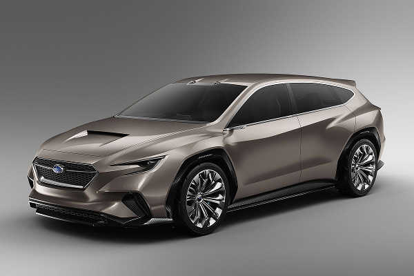 Subaru VIZIV Tourer Concept 2018