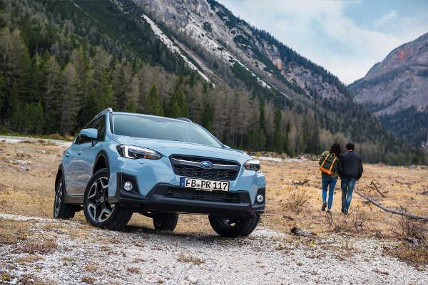 Subaru XV Modelljahr 2018
