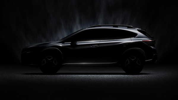 Subaru XV 2017 Genfer Autosalon