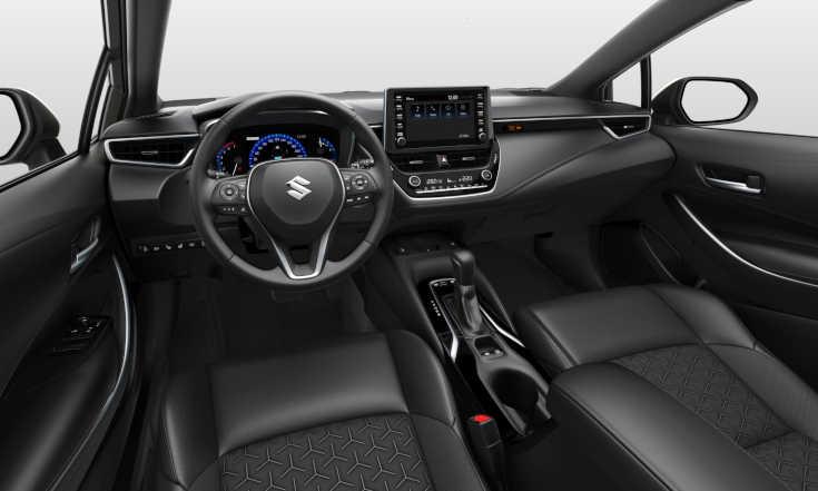 Suzuki Swace 2021 Interieur