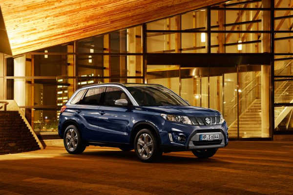 Suzuki Vitara limited 2017