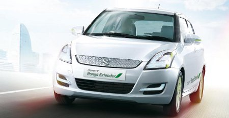 Suzuki Swift Range Extender