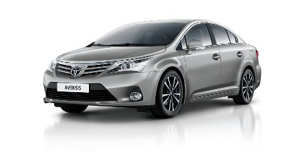 Toyota Avensis Edition 2013