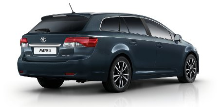 Toyota Avensis Combi Edition 2013