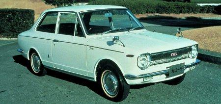 Toyota Corolla 1966 bis 1970