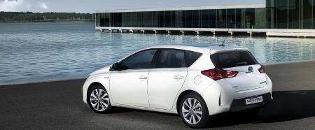Toyota Auris Hybrid