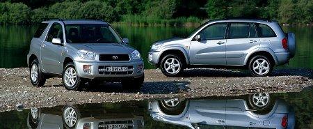 Toyota RAV4 II 2000 bis 2003