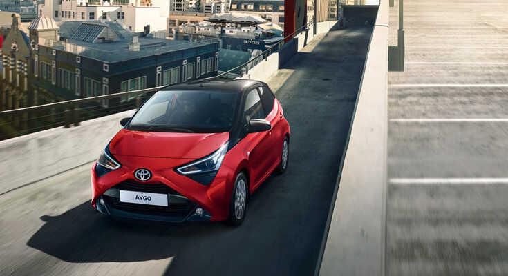 Toyota Aygo 2020