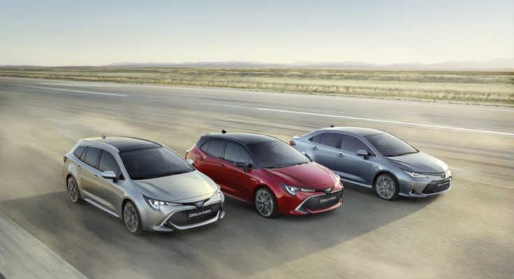 Toyota Corolla Topseller 2019