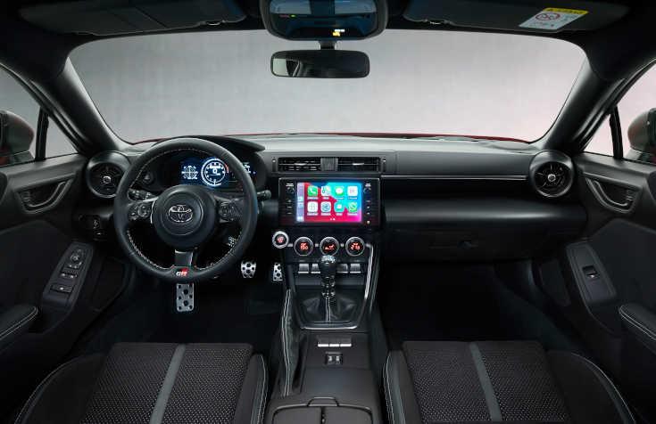 Toyota GR 86 2021 Cockpit