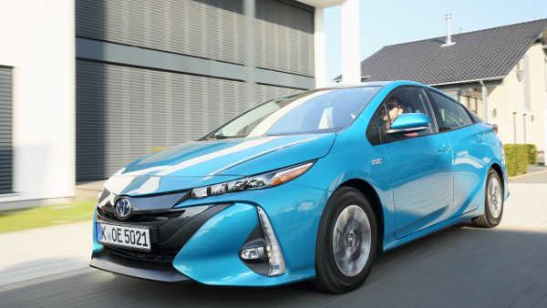 Toyota Prius Plug-in-Hybrid 2019