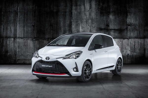 Toyota Yaris GR S 2018