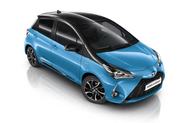 Toyota Yaris Splash Hybrid 2018
