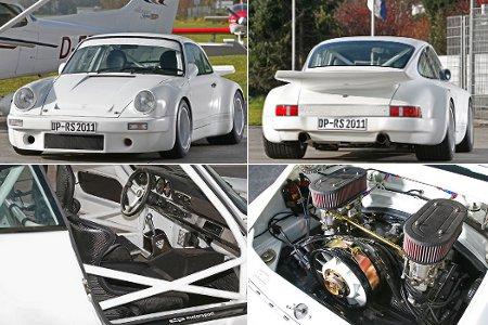 dp Motorsport Porsche 911