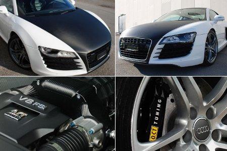 Audi R8 O.CT