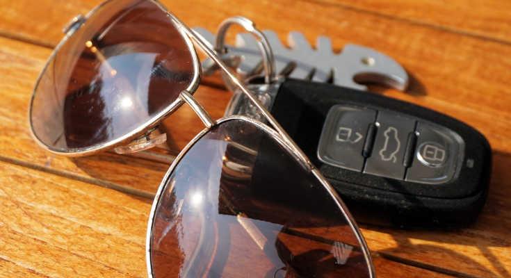 Auto-Funkschlüssel