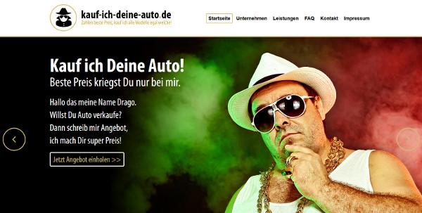 Kauf ich deine Auto Gebrauchtwagenankauf München