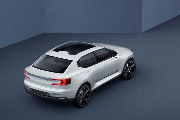 Volvo CMA Concept
