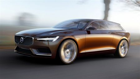 Volvo Concept Estate 2014