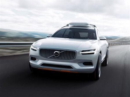 Volvo Concept XC Coupé NAIAS Detroit 2014