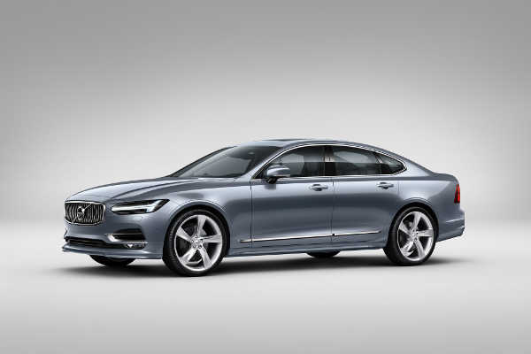 Volvo S90 Design deluxe 2016