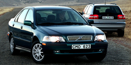 Volvo S40 und V40 Modelljahr 2001