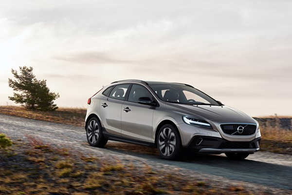 Volvo V40 Cross Country Facelift 2016
