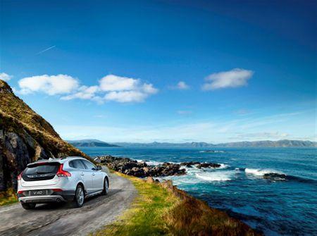 Volvo V40 Cross Country Ocean Race Edition 2014