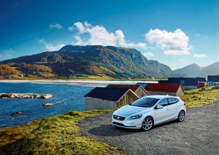Volvo V40 Ocean Race Edition 2014