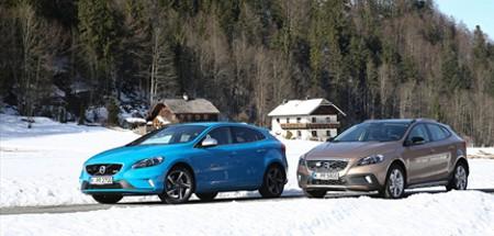 Volvo V40 R-Design & Volvo V40 Cross Country