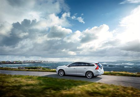 Volvo V60 Ocean Race Edition 2014
