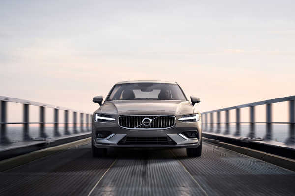 Volvo S60 III 2019 Frontansicht