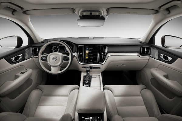 Volvo S60 III 2019 Interieur
