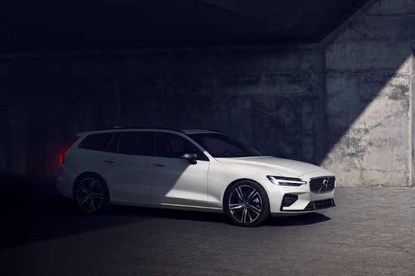 Volvo V60 R-Design 2018