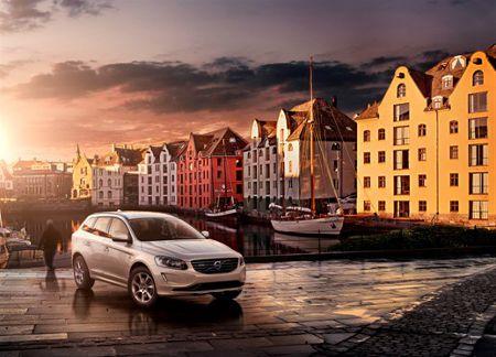 Volvo XC60 Ocean Race Edition 2014
