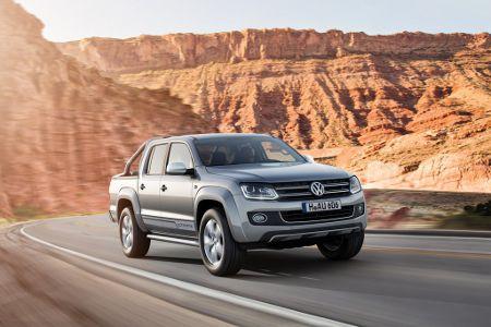 VW Amarok Ultimate 2014