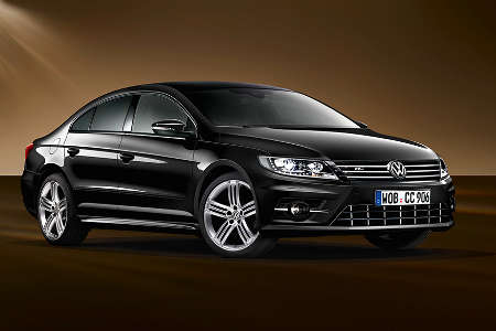 VW CC Dynamic Black