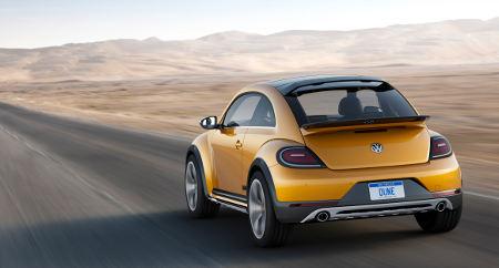 VW Beetle Dune Concept NAIAS 2014