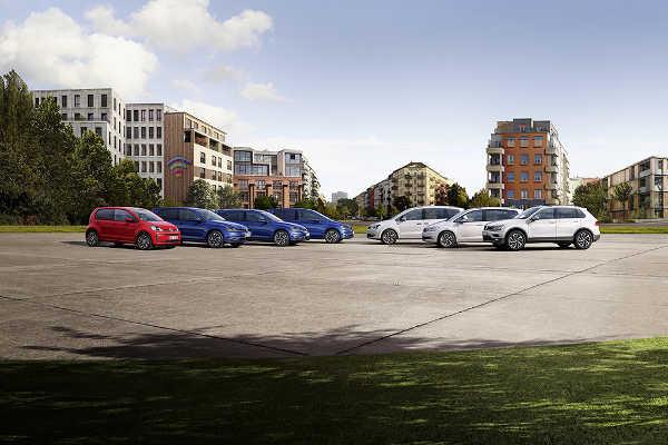 VW Join Sondermodelle 2017