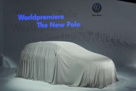 VW New Polo 2014