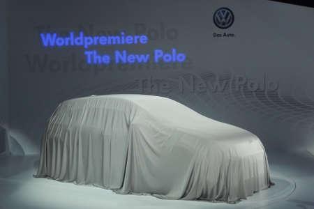 VW New Polo 2014