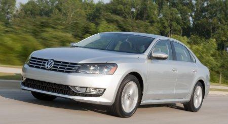 VW Passat USA