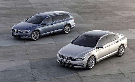 VW Passat B8 2014 Limousine & Kombi