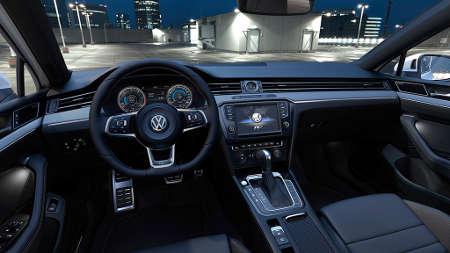 VW Passat B8 R-Line