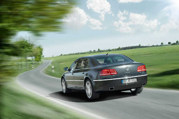 VW Phaeton 2011