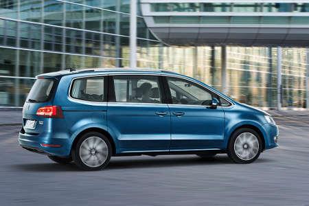 VW Sharan 2015